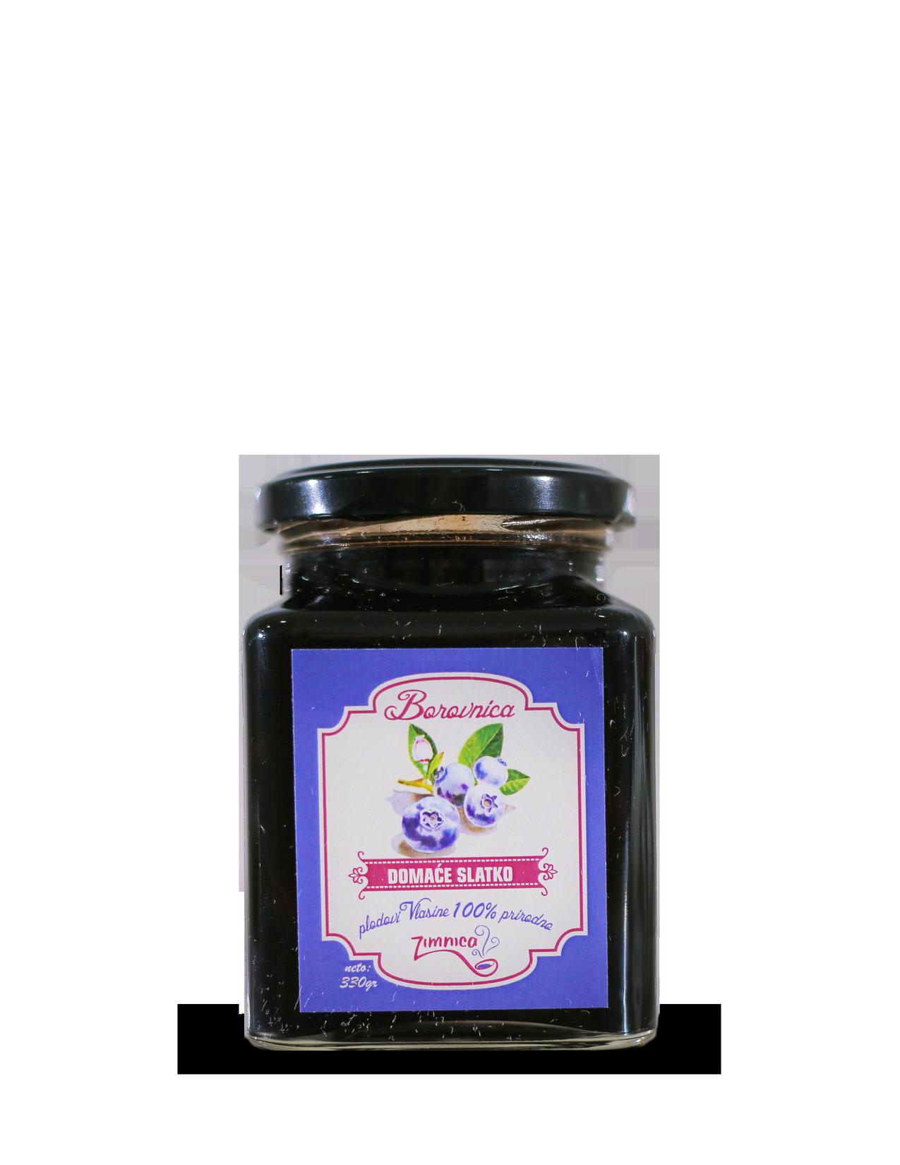 borovnica slatko